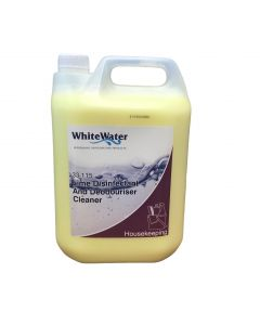 LIME DISINFECTANT AND DEODOURISER CLEANER 2 X 5LTR