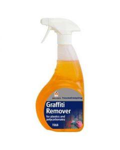 PLASTIC SAFE GRAFFITI REMOVER  6X750ML