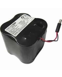 GREASEPAK REPLACEMENT BATTERY PACK FOR DOSING MODULE