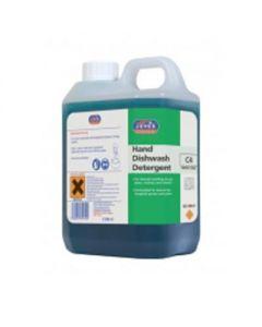 C4 SUPER CON. HAND DISHWASHER DETERGENT 2X2LTR