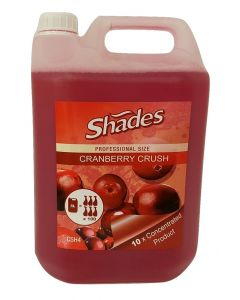 SHADES CONCENTRATED CRANBERRY CRUSH AIR FRESHENER 5LTR