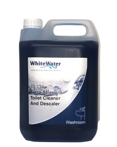 EXTRA STRENGTH TOILET CLEANER AND DESCALER 2 X 5LTR
