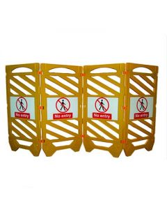 NO ENTRY BARRIER SYSTEM 2 UNITS