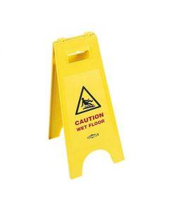 WET FLOOR WARNING 'A' SIGN