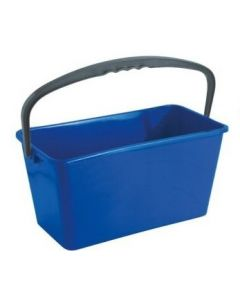 UTILITY CLEANING BUCKET 12 LTR BLUE