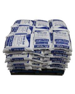 WHITE ROCK SALT FULL PALLET 42 X 23KG BAGS