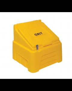 GRIT BIN 7 CU.FT 200 LTR  LOCKABLE