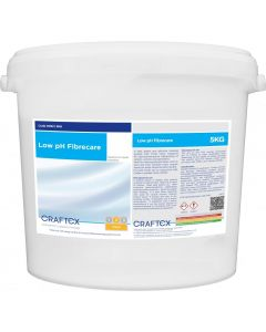CRAFTEX LOW PH FIBRECARE HOT WATER EXTRACTION CLEANER  5KG