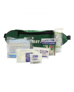 STANDARD HSE 1 PERSON FIRST AID KIT IN BUM BAG