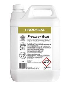 PROCHEM PRE SPRAY GOLD 5LTR