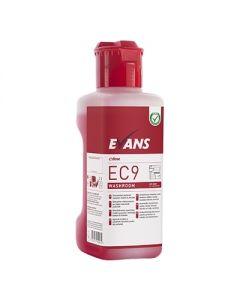 EVANS  EC9 WASHROOM 1 LITRE E-DOSE RANGE