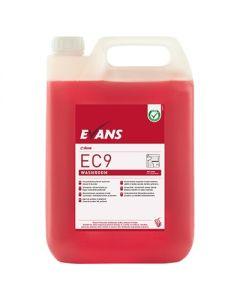 EVANS  EC9 WASHROOM 5 LITRE E-DOSE RANGE