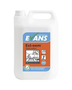 EVANS EST-EEM CLEANER 2X5LTR