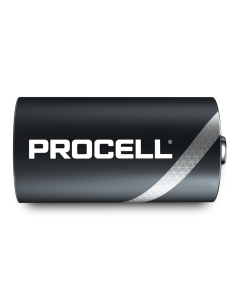 DURACELL PROCELL D  ALKALINE BATTERIES 1 X 10
