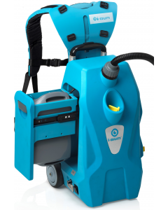 EX DEM- I GUM BATTERY POWERED CHEWING GUM REMOVAL MACHINE ONLY