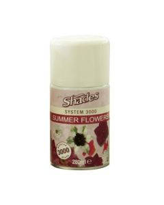 SHADES AIR FRESHENER REFILL SUMMER FLOWERS 280ML