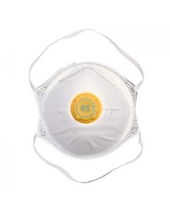 P3 VALVED MOUDED MASK - 10 PACK