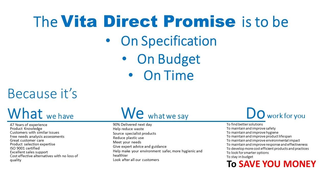 Vita Direct Promise